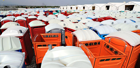 Champion Portable Toilets in Davie, FL